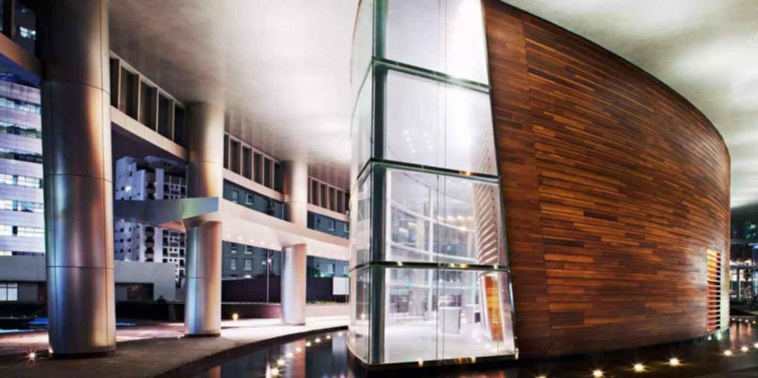 Infinity Tower KPF - Exterior