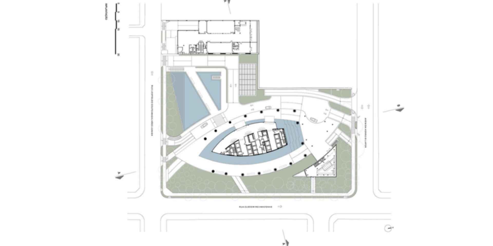 Infinity Tower KPF - Site Plan
