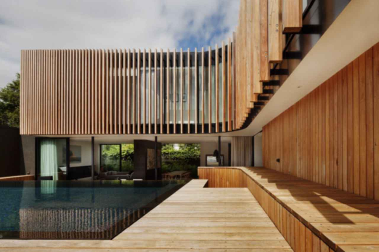 Kooyong Residence - Exterior