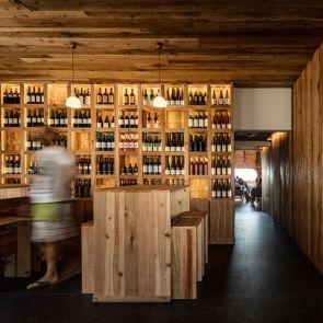 Cella Bar - Interior/Cellar