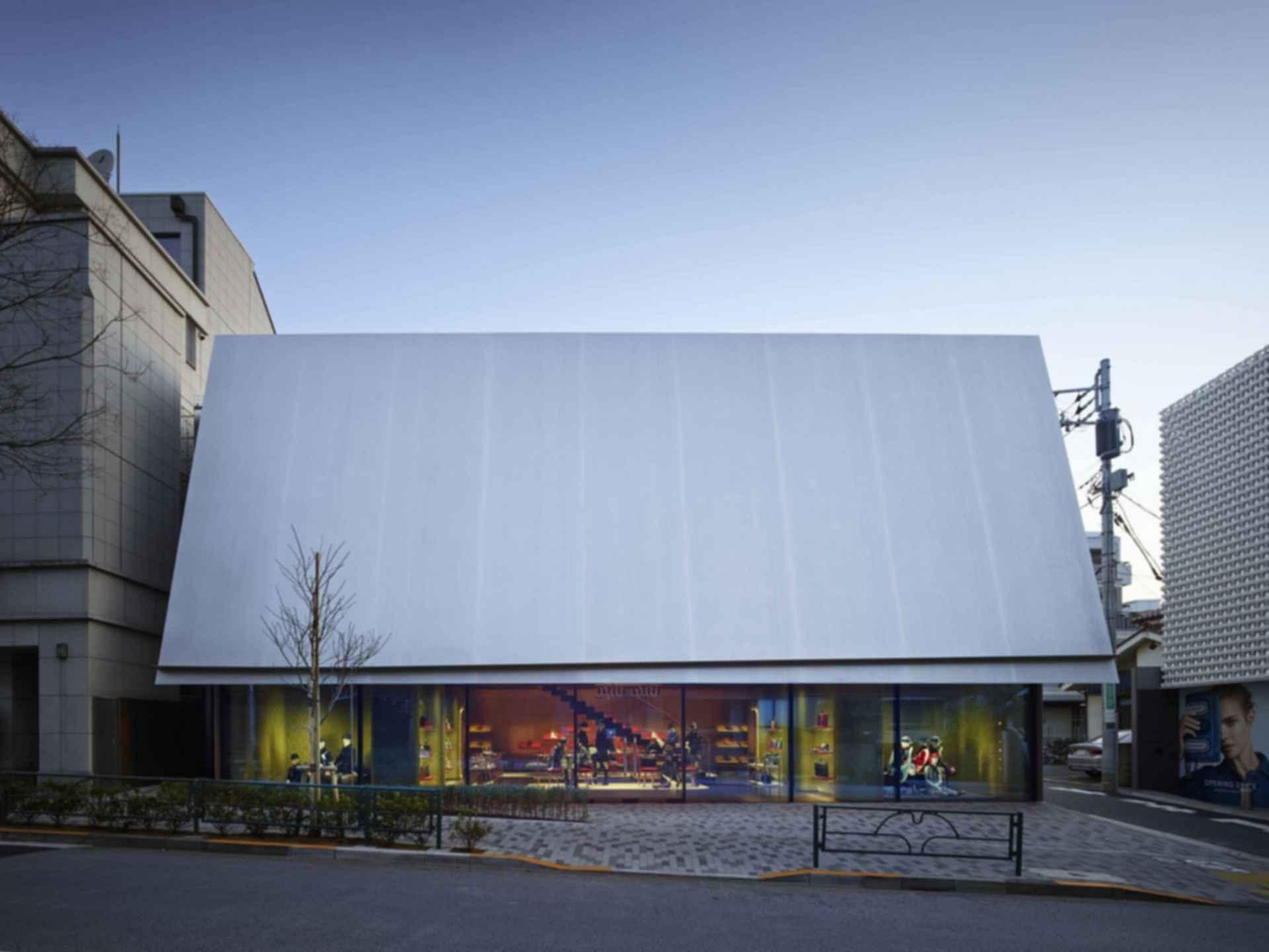Miu Miu Store - Exterior/Street View