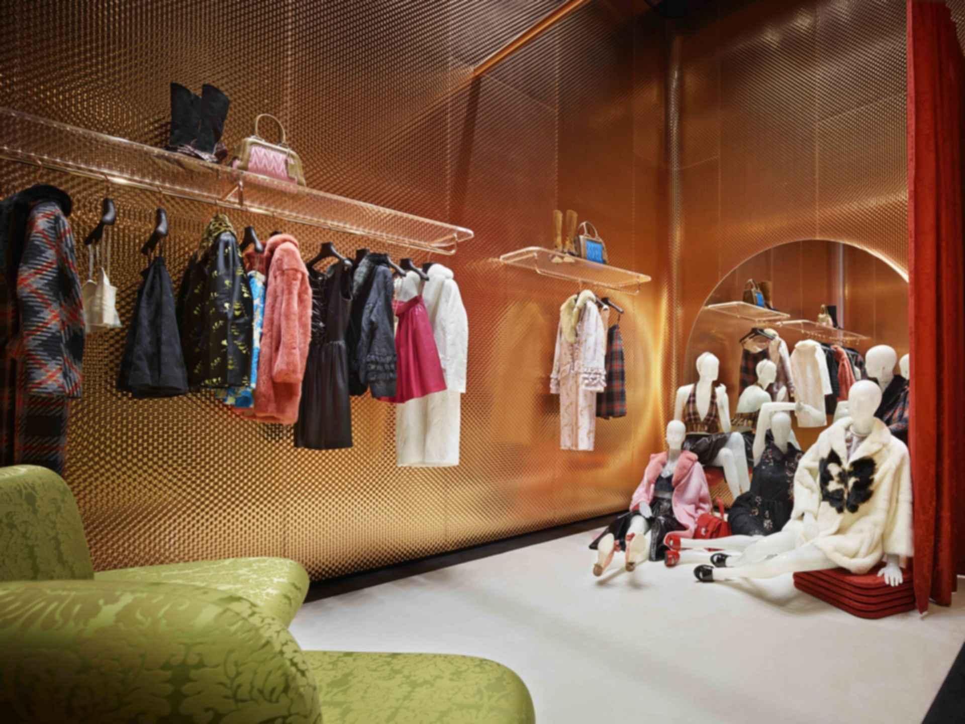 Miu Miu Store - Interior