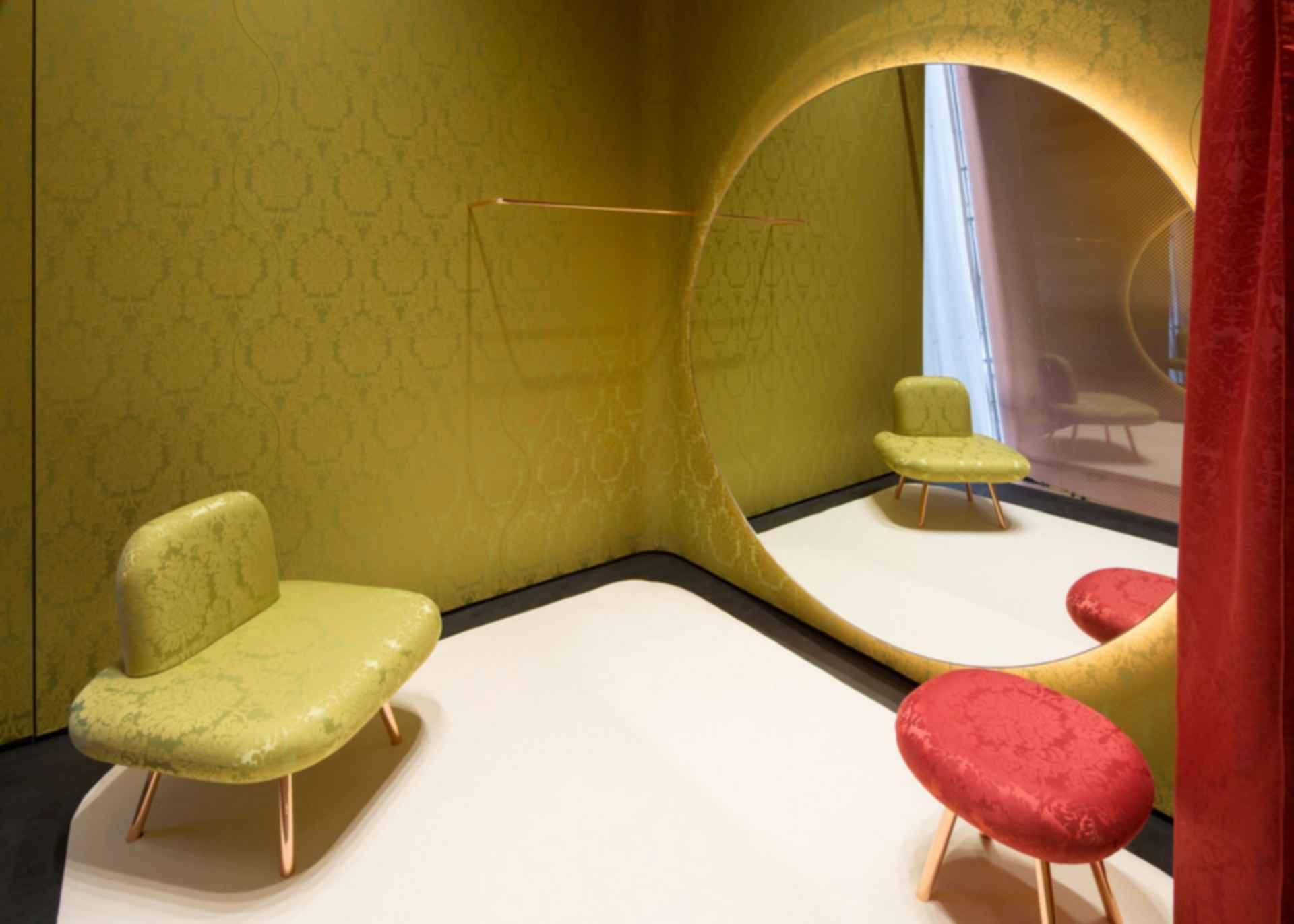 Miu Miu Store - Changing Room