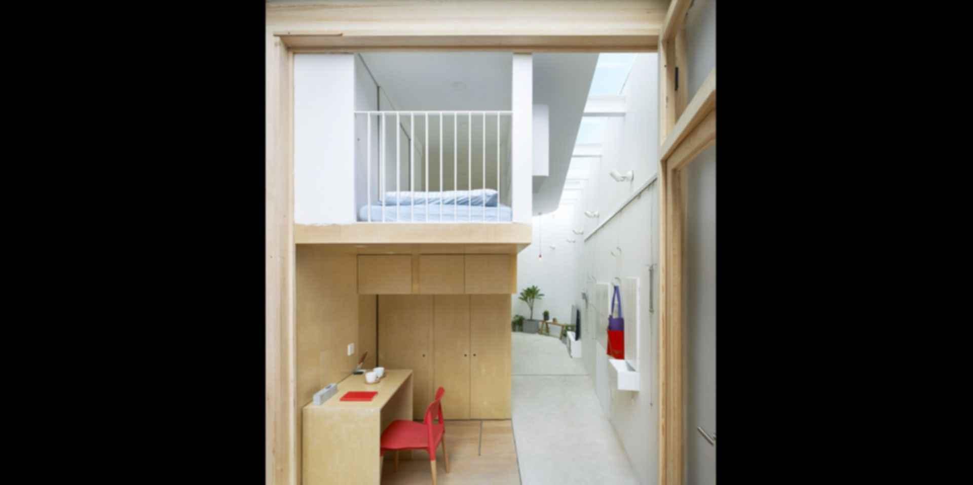 Dengshikou House - Interior