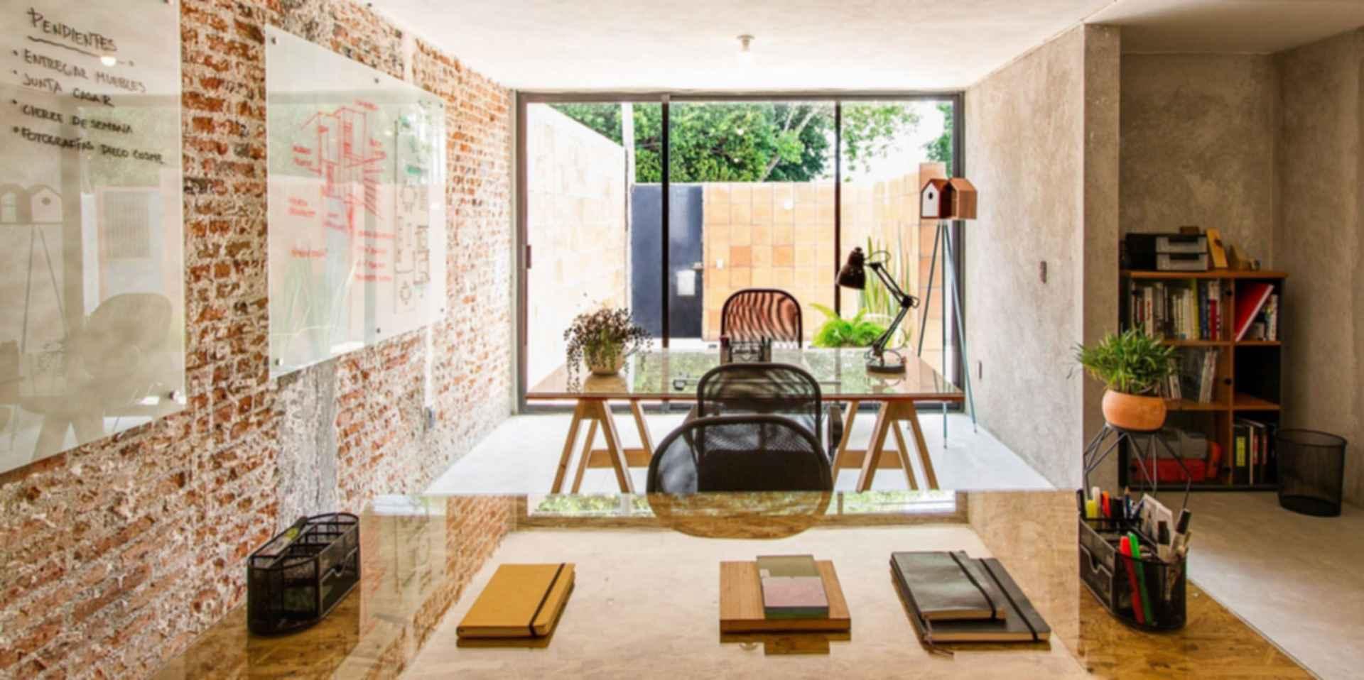 Studio House - Interior