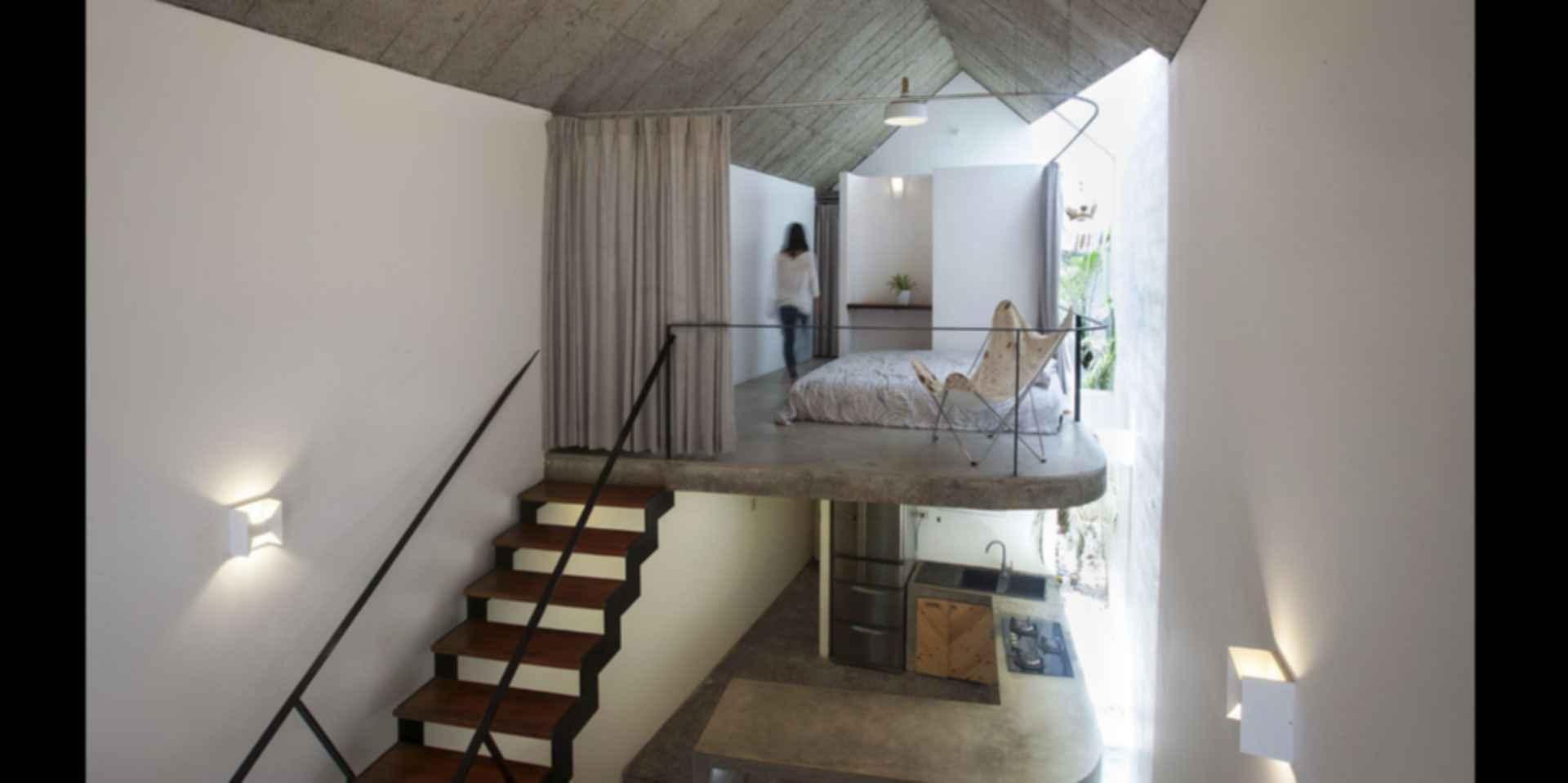 Maison T House - Interior