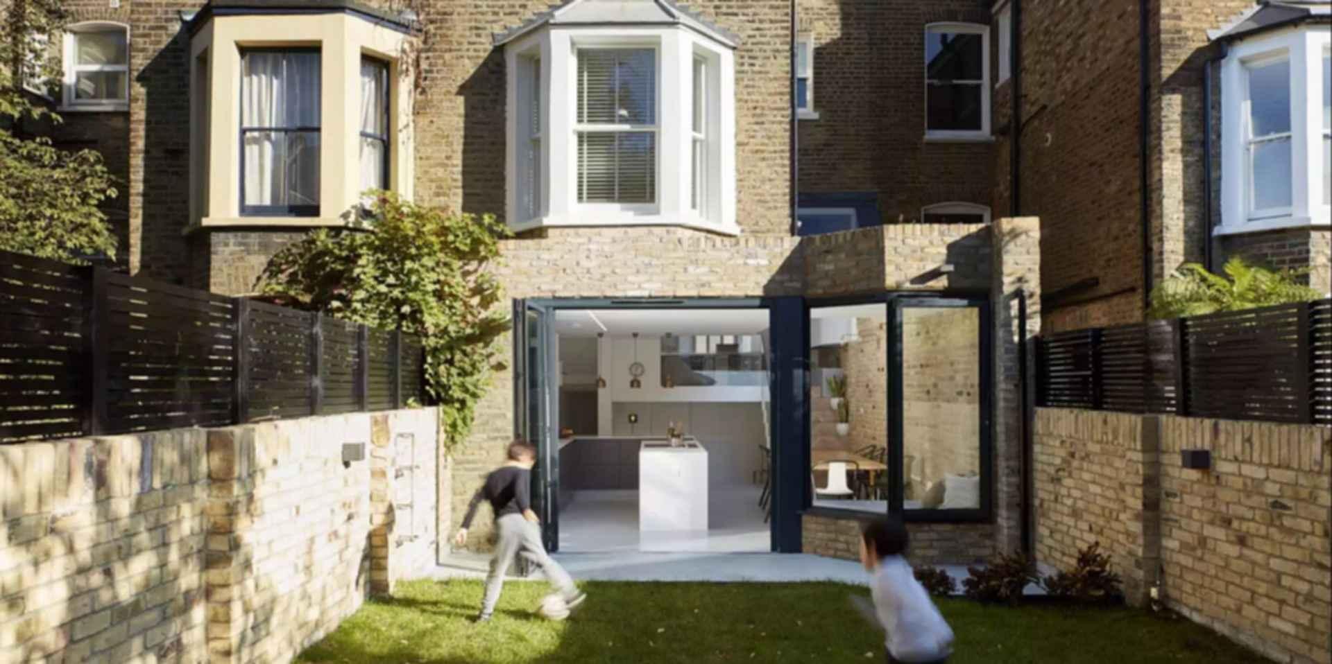 Scenario's House - Exterior/Outdoor Area