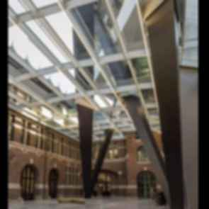 Antwerp Port House - Interior/Courtyard