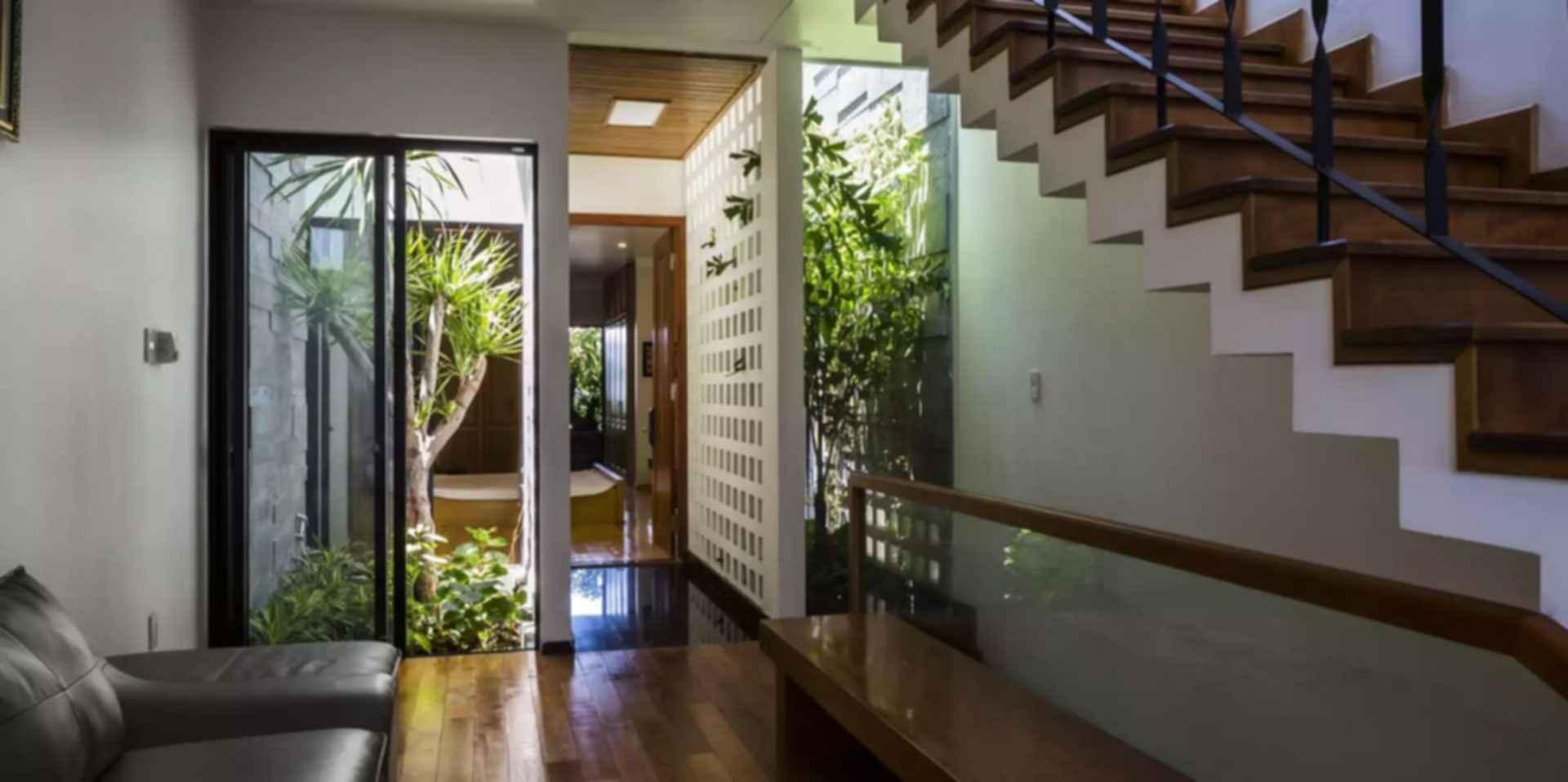 Garden House - Interior
