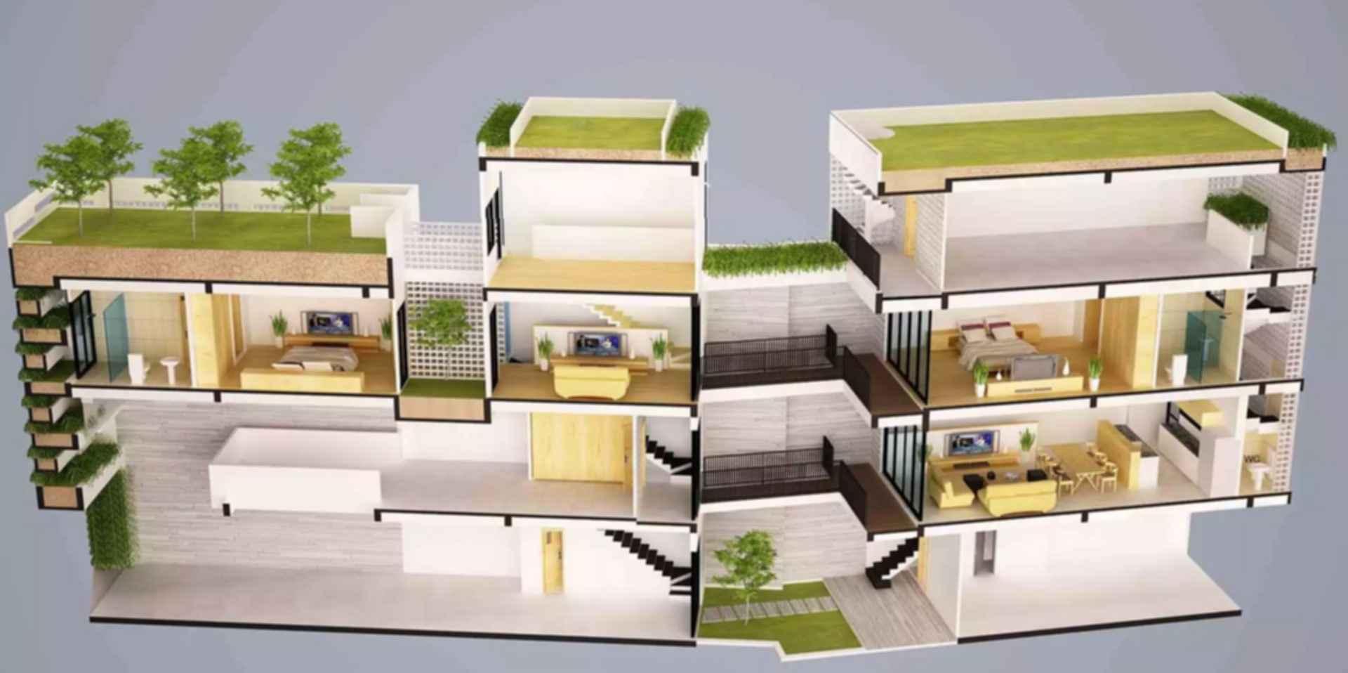 Garden House - Concept Design