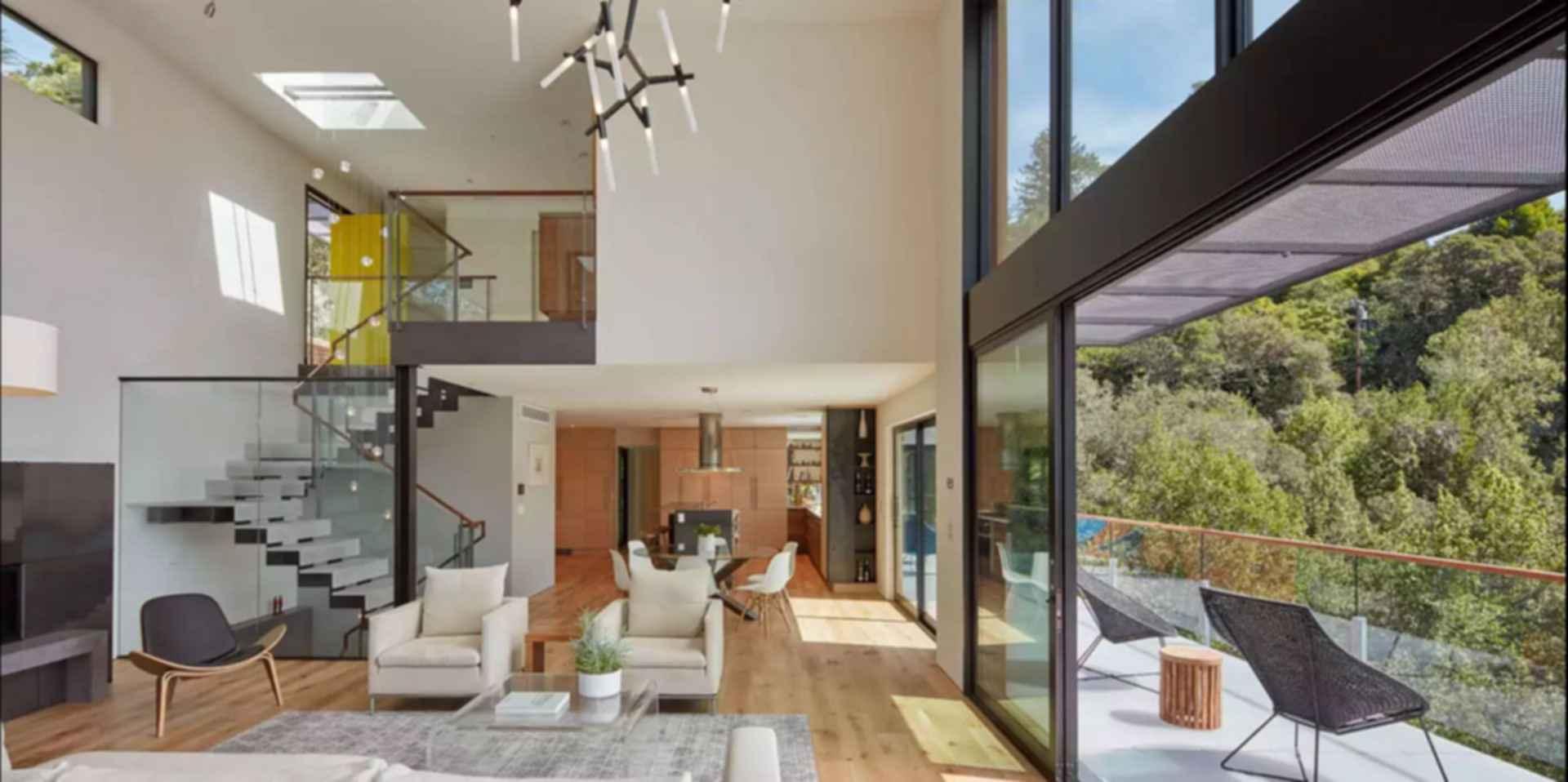Tamalpais Residence - Interior