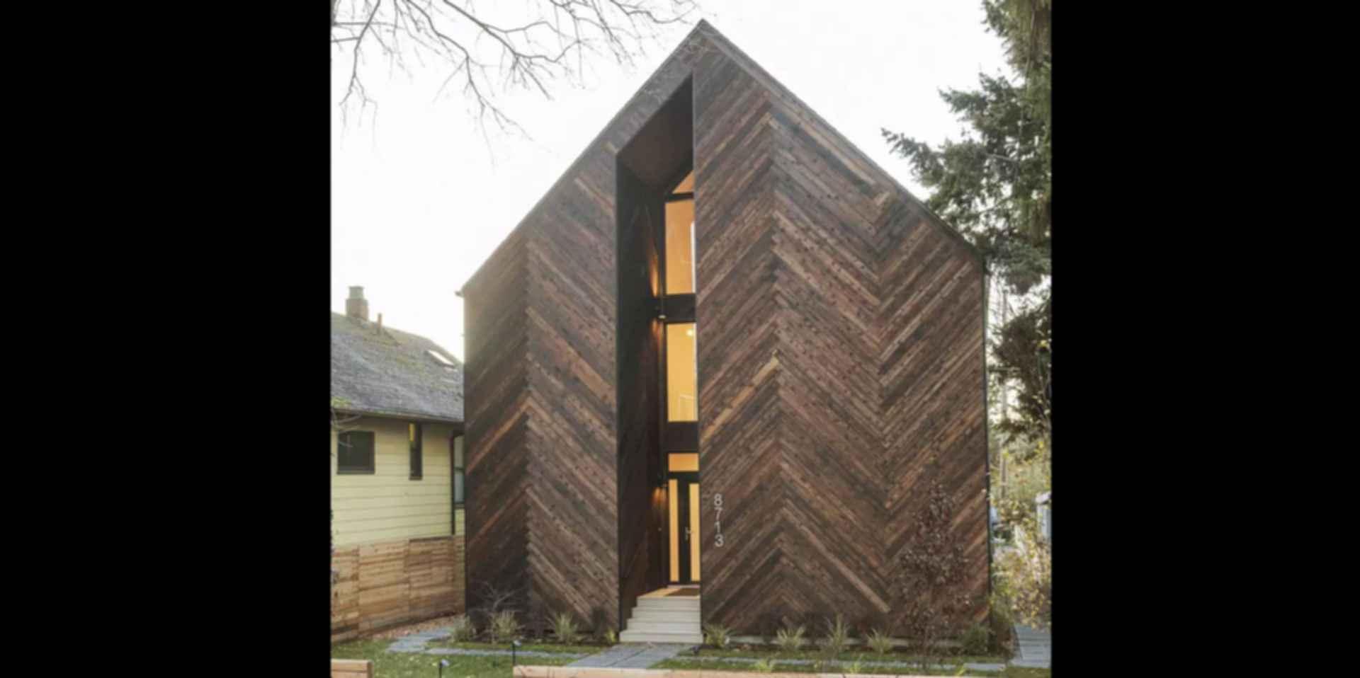 Palatine Passive House - Exterior