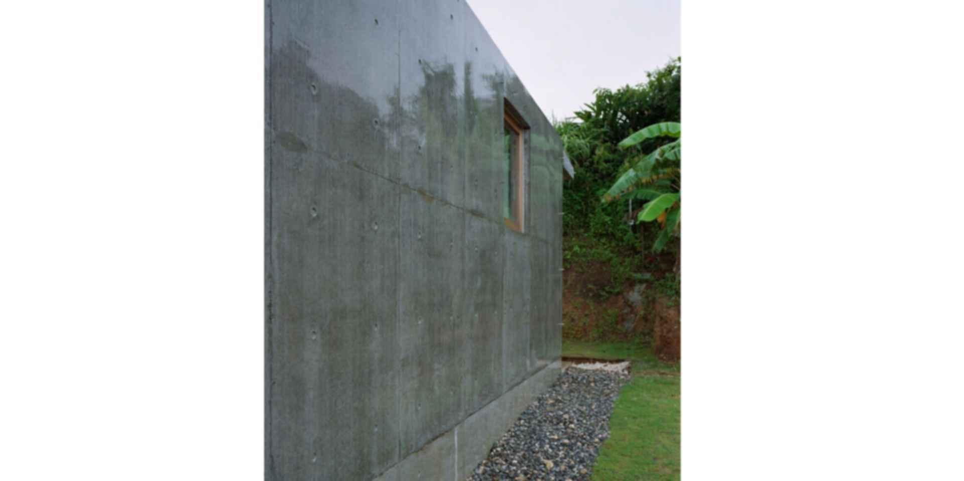 Villa 921 - Exterior/Wall