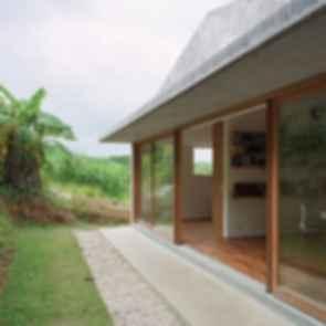 Villa 921 - Exterior/Back Doors
