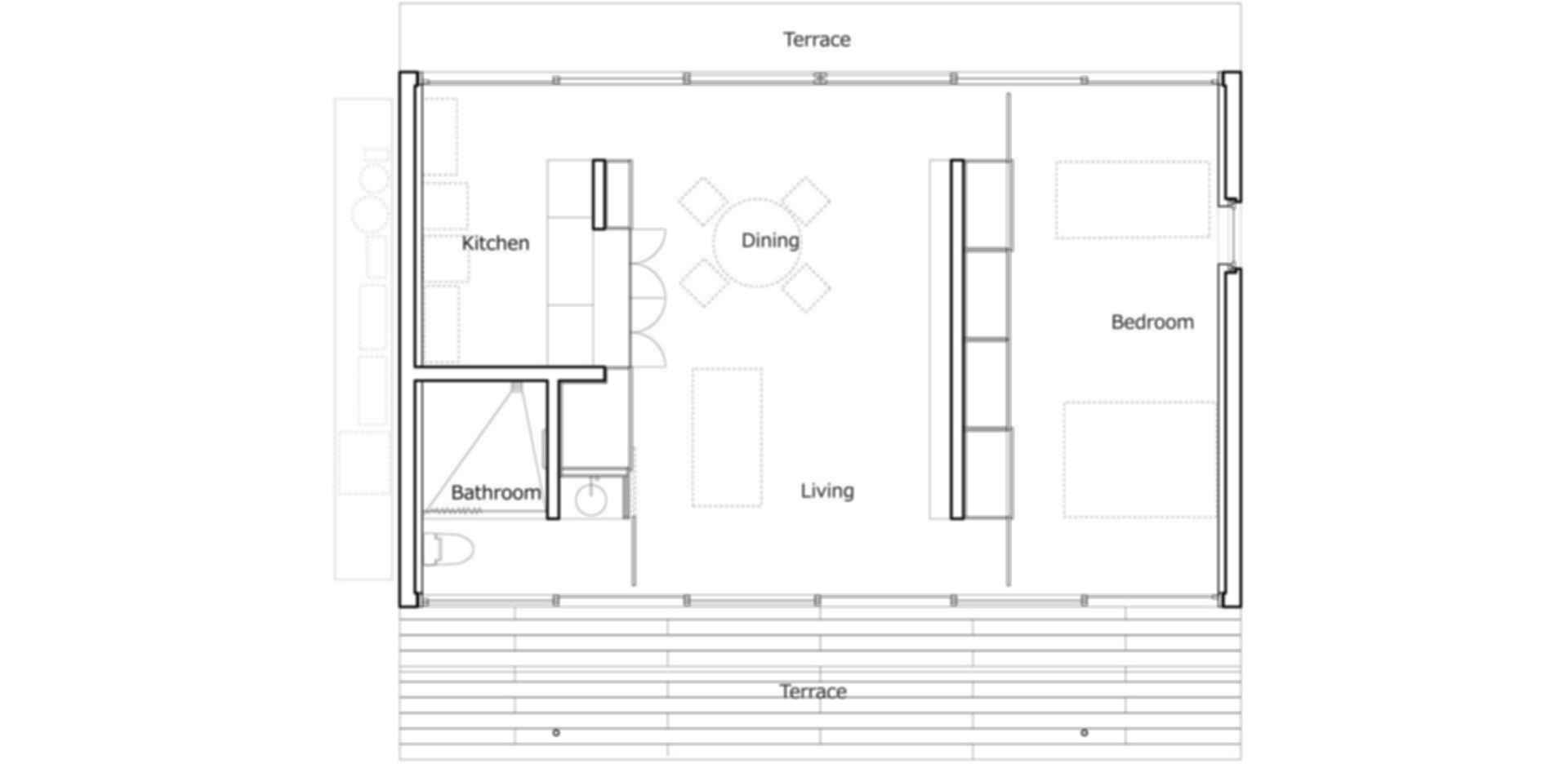 Villa 921 - Floor Plan