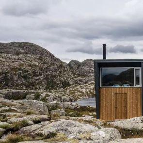 Skapet Mountain Lodges - Exterior/Landscape