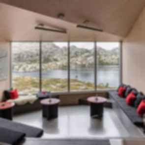 Skapet Mountain Lodges - Lounge