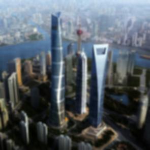 Shanghai Tower - Concept