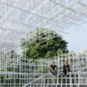 Serpentine Gallery Pavilion 2013 - Interior