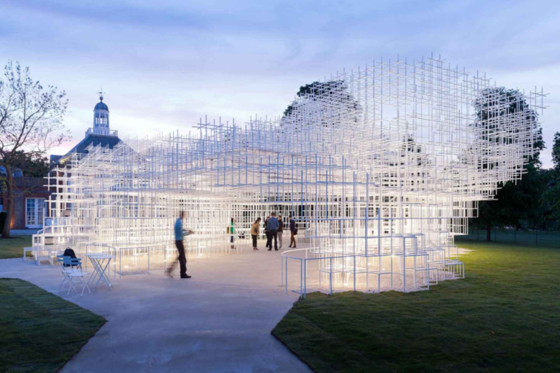 Serpentine Gallery Pavilion 2013 - Exterior