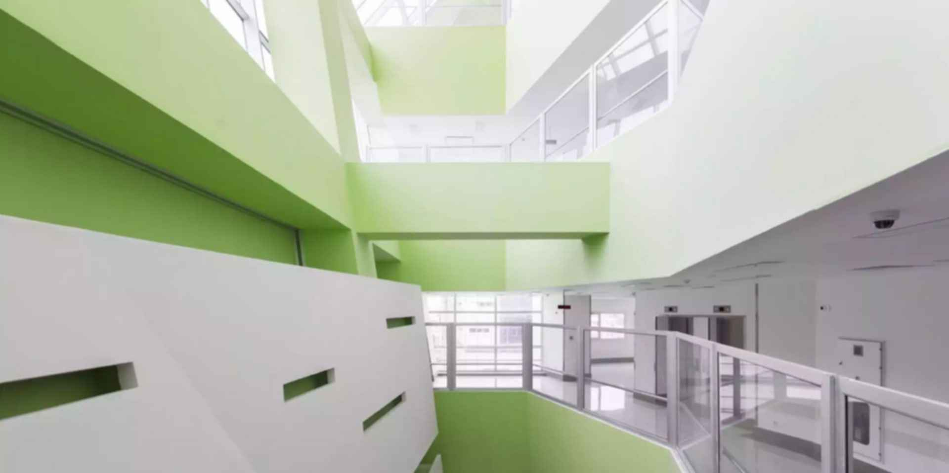 Pars Hospital - Interior
