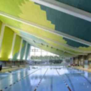 Sports Center in Leonberg - Interior/Swimming Pool