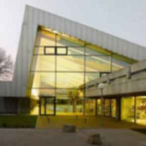 Sports Center in Leonberg - Exterior/Entrance