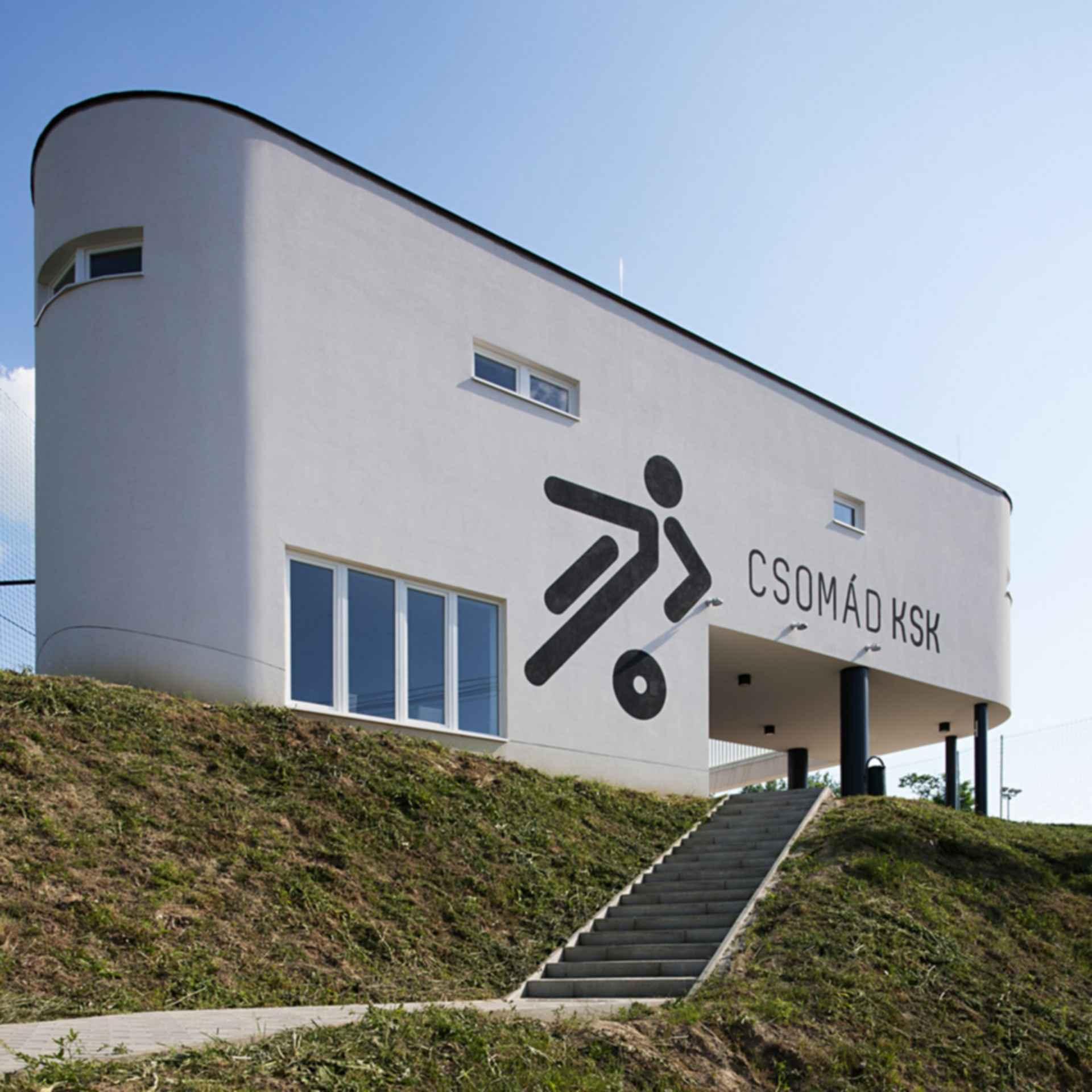 Sports Center Csomad - Exterior/Entrance