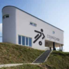 Sports Center Csomad - Exterior/Entrance