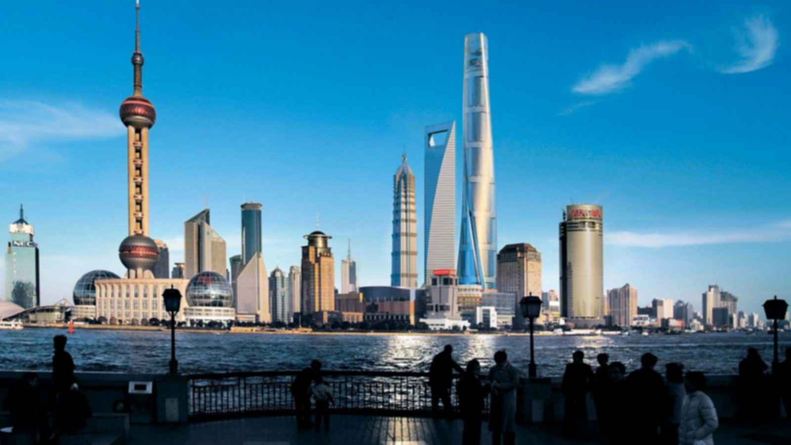 Shanghai Tower - Exterior