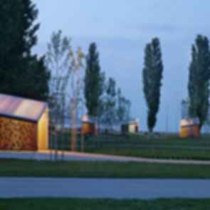 9 Pavilions in Parc des Rives - Multiple Pavilions