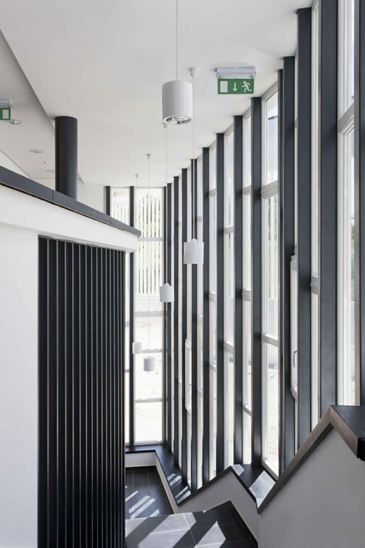 Sports Center Csomad - Interior