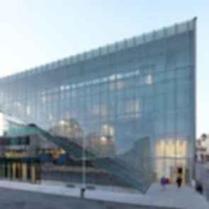 Sports Center Jules Ladoumegue - Exterior/Entrance