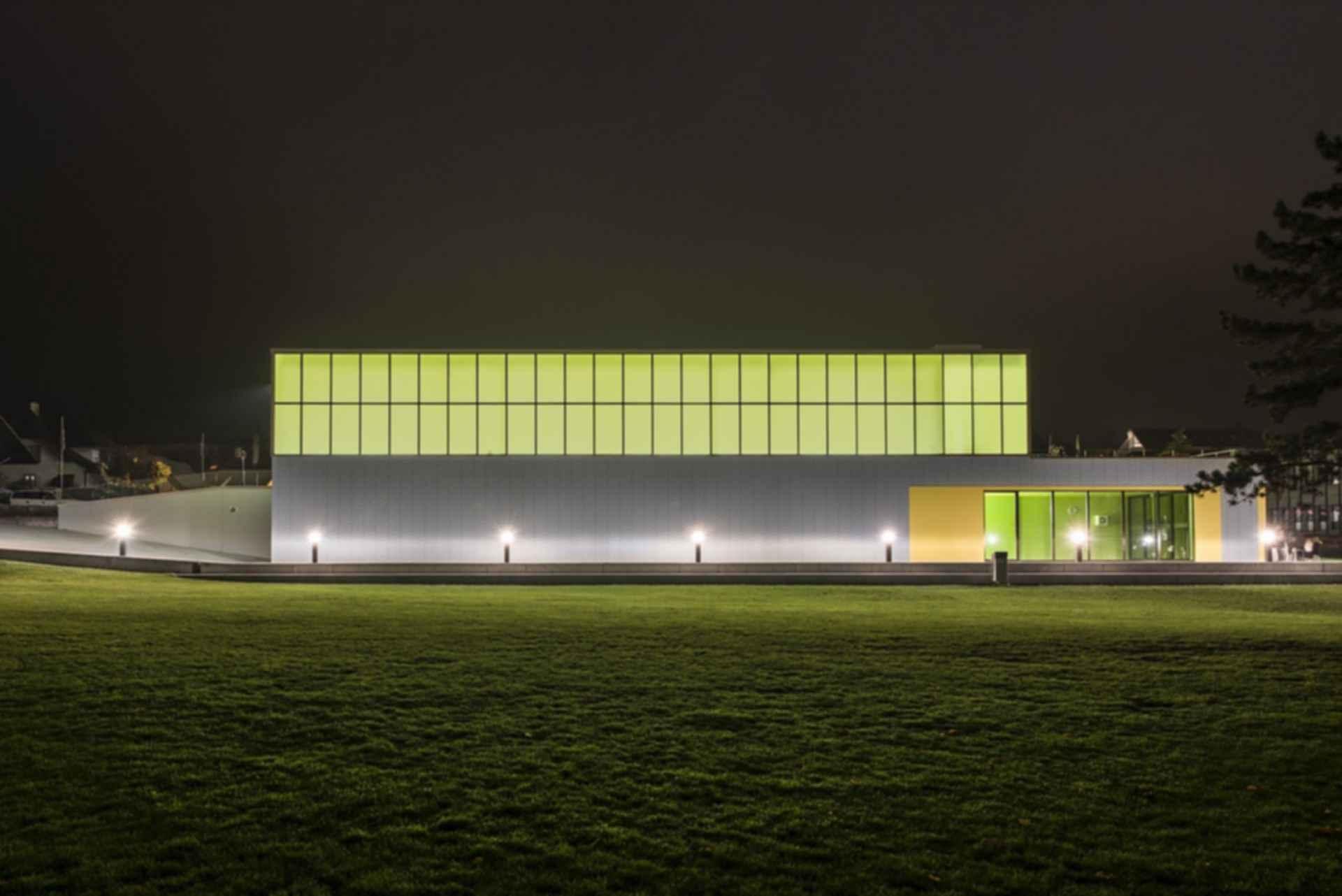 Neumatt Sports Facility - Exterior