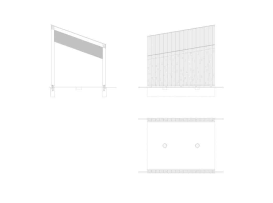9 Pavilions in Parc des Rives - Concept Design