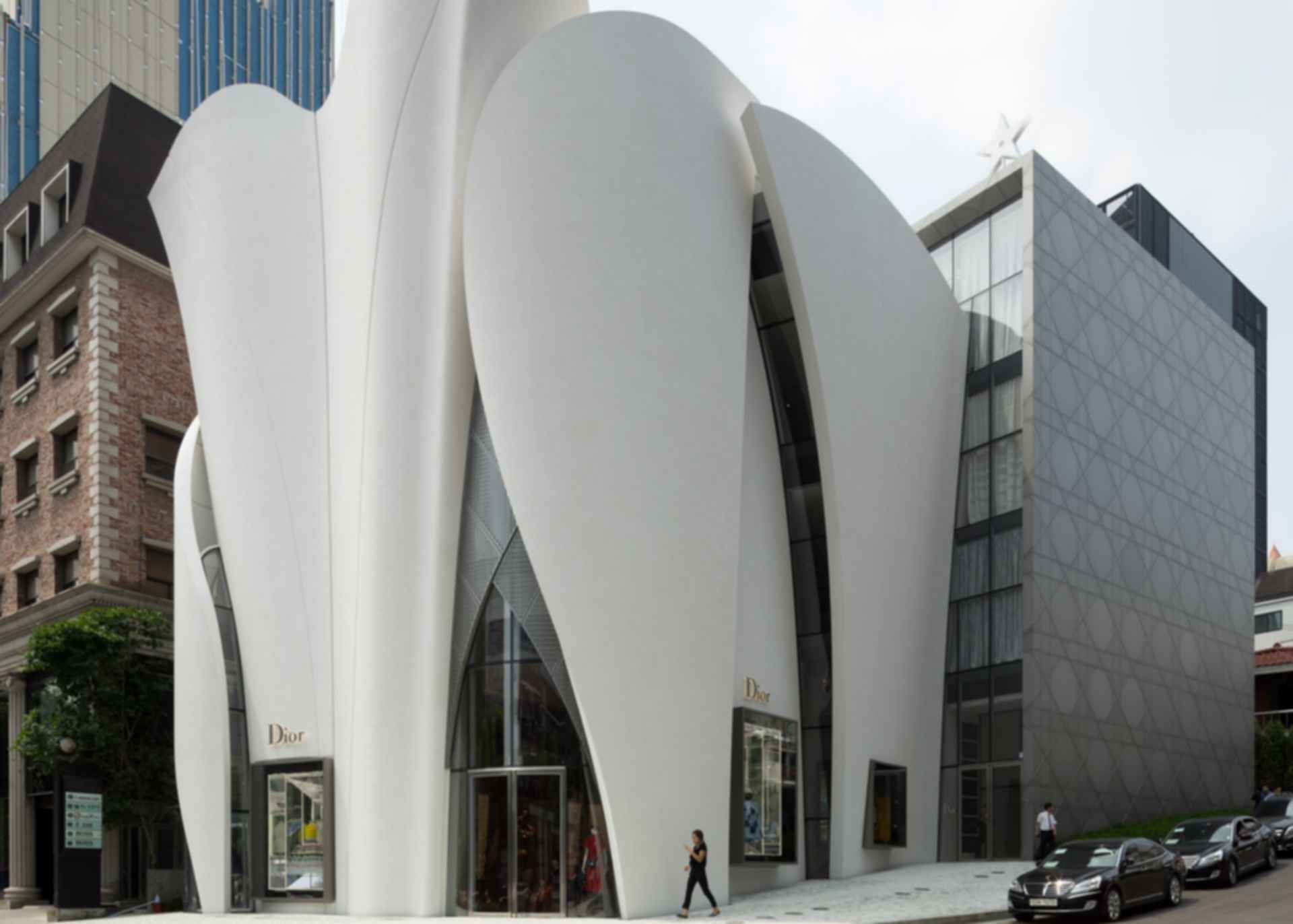 House of Dior - Exterior/Street View