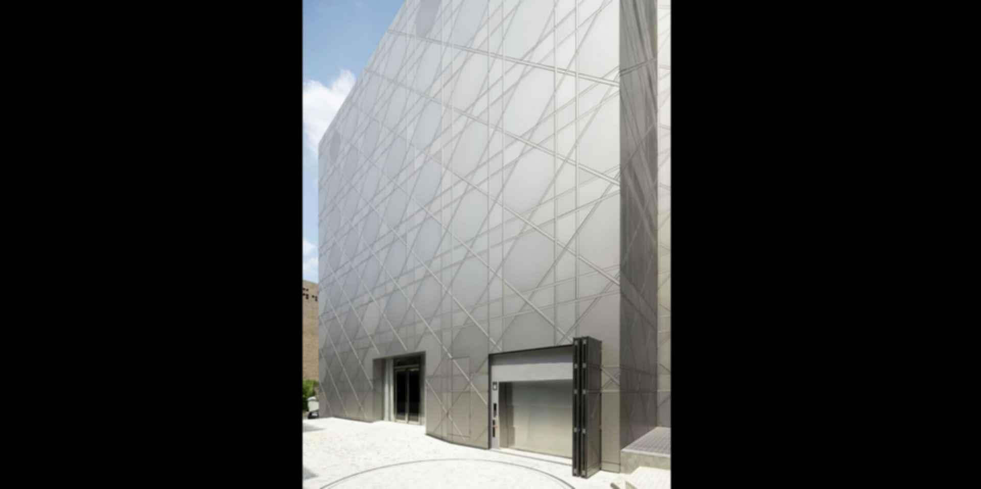 House of Dior - Exterior