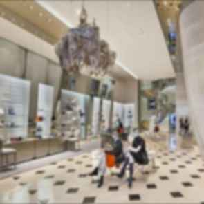 House of Dior - Interior