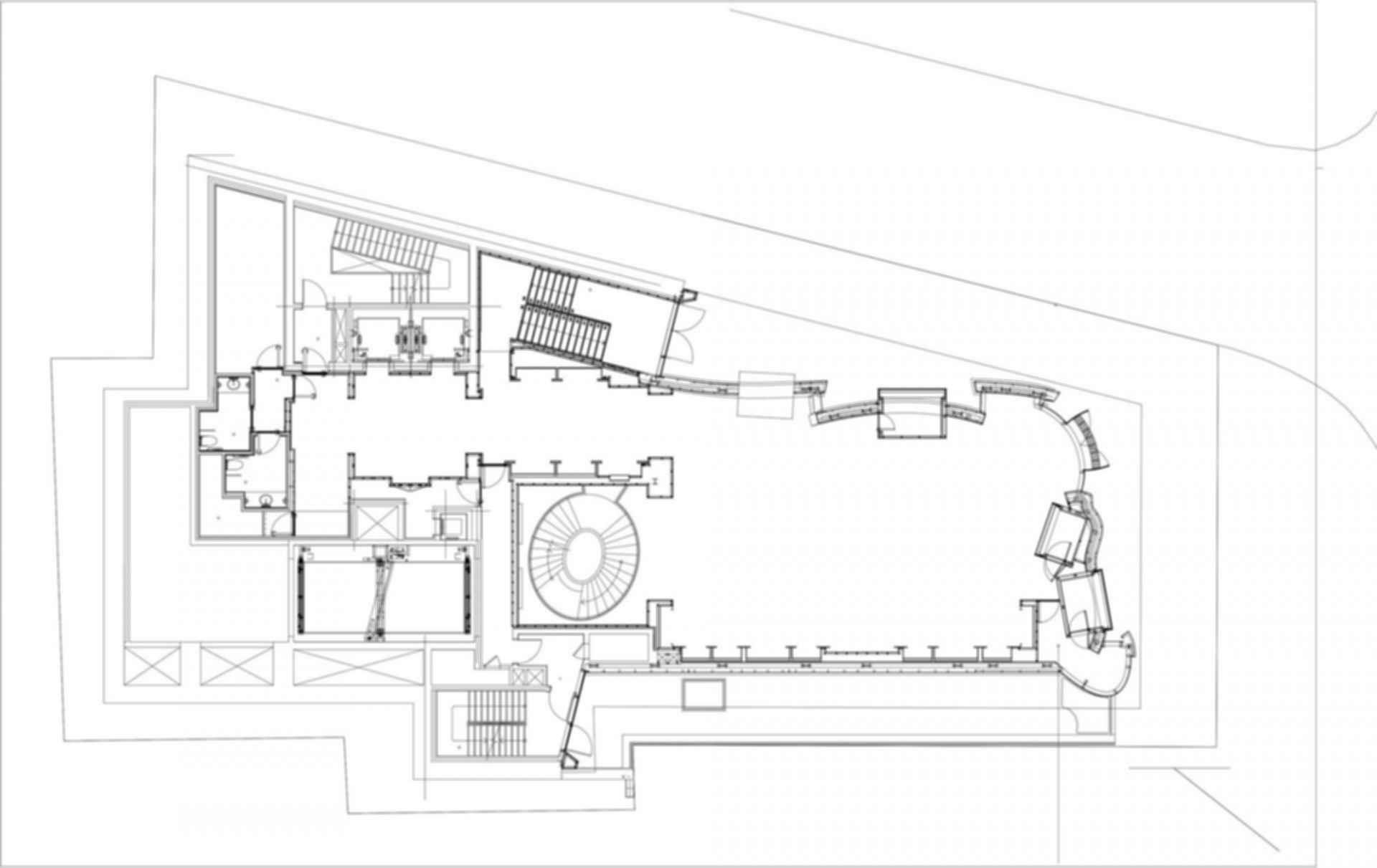 House of Dior - Floor Plan