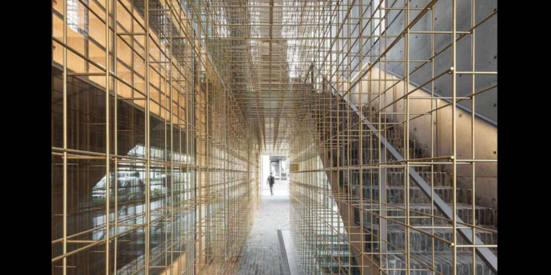 AMORE Sulwhasoo Flagship Store - Structure