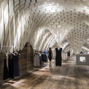 SND Fashion Store - Interior/Clothing Displays
