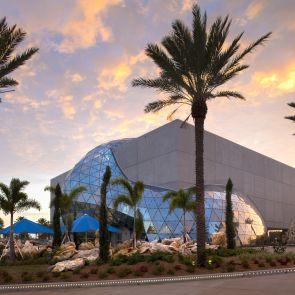 Salvador Dali Museum - Exterior/Street View