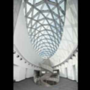 Salvador Dali Museum - Interior/Stairs