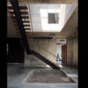 Solid Concrete Studio   Gallery - Interior/Stairs