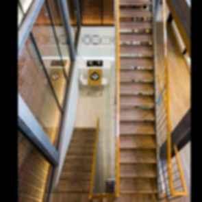 The Lantern - Interior/Stairs
