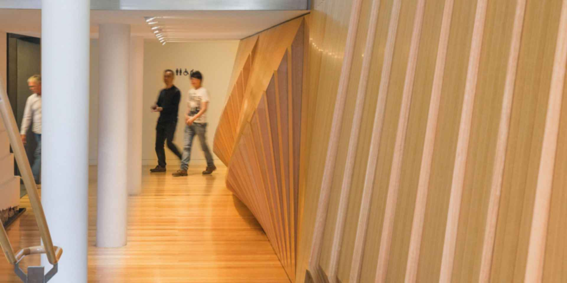 Tasmanian Museum and Art Gallery - Interior/Wall