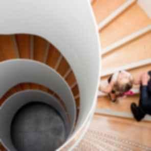 Tasmanian Museum and Art Gallery - Interior/Stairs