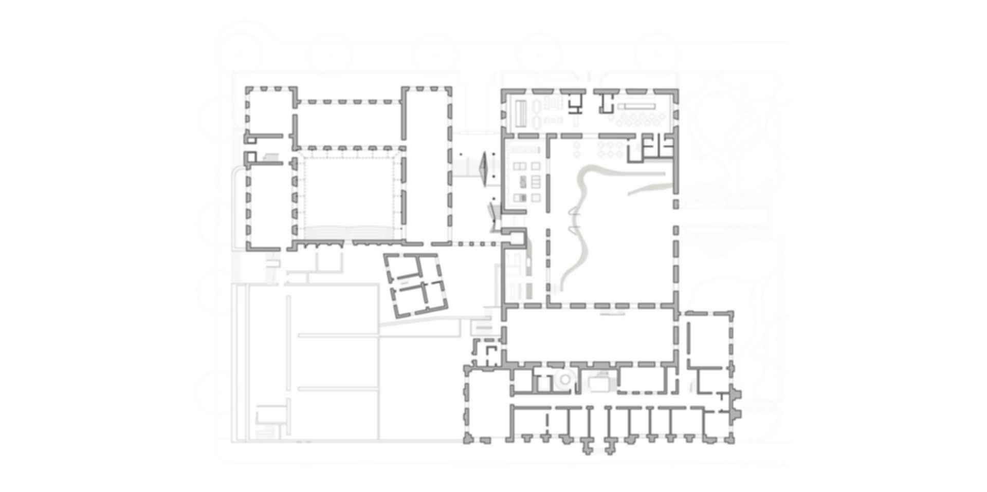 Tasmanian Museum and Art Gallery - Floor Plan