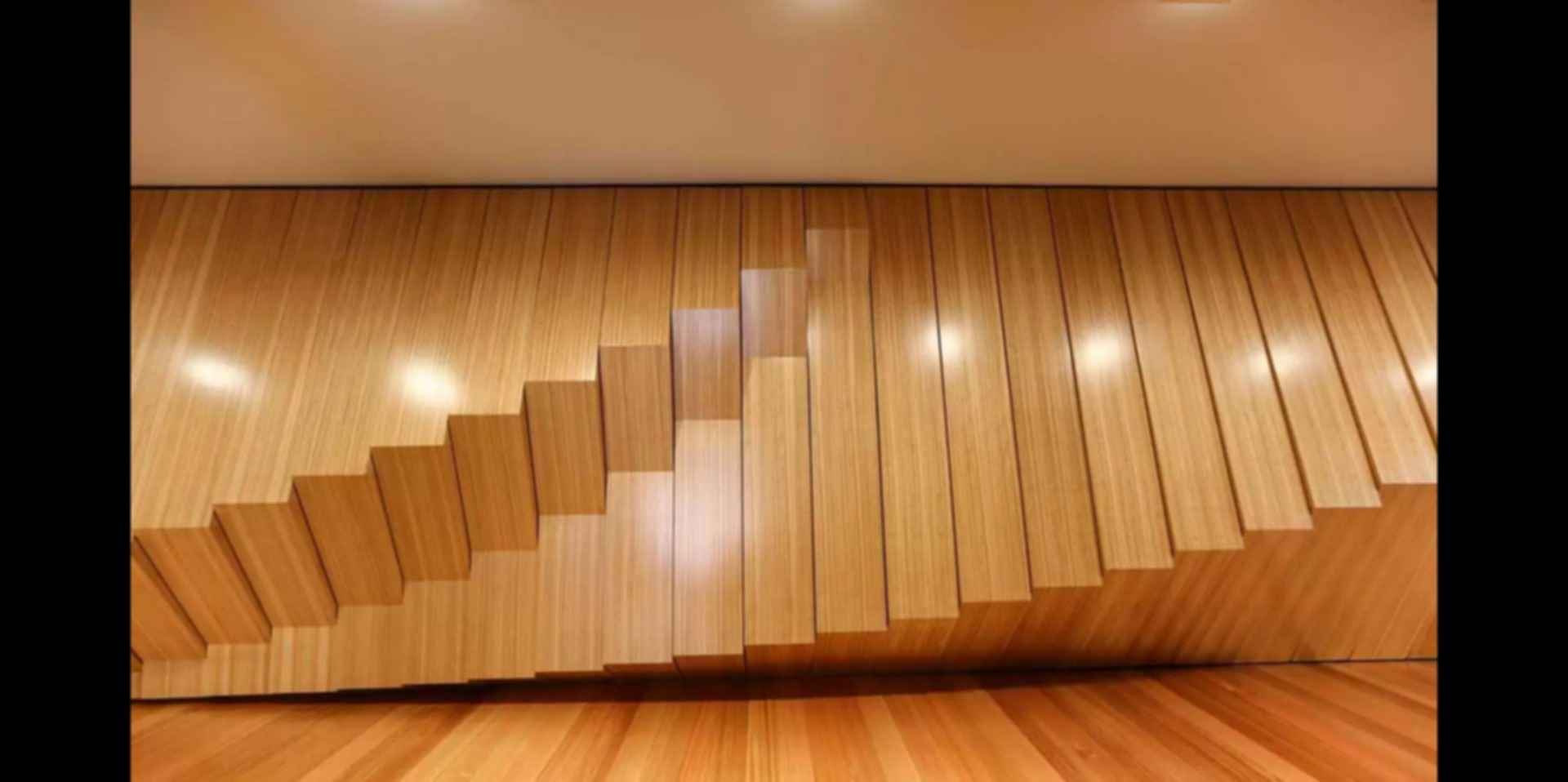 Tasmanian Museum and Art Gallery - Interior/Wall Structure