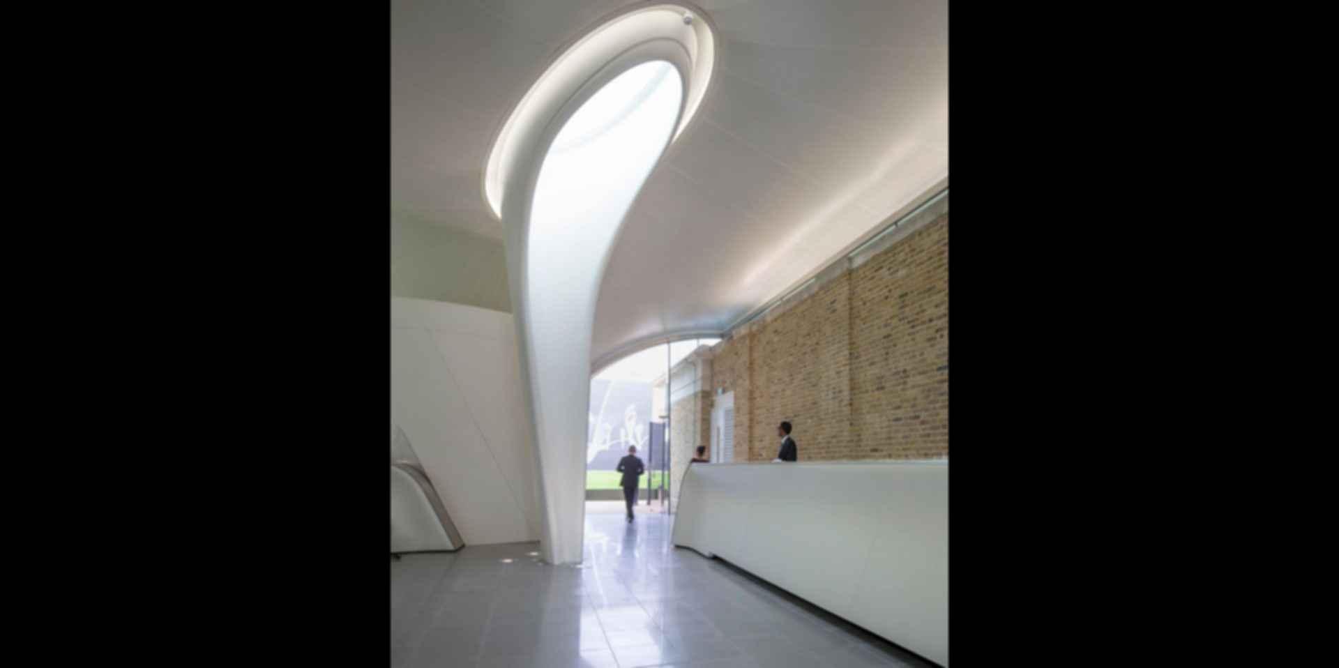 The Serpentine Sackler - Interior